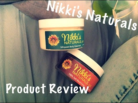 Nikki S Naturals Soap And Body Products
