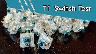 Kbdfans T1 Tactile