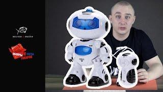 Обзор робота игрушки с пультом управления  Aliexpress.com