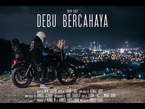 Noh Salleh - DEBU BERCAHAYA OFFICIAL MUSIC VIDEO