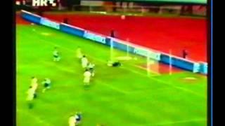 1997 March 29 Croatia 1 Denmark 1 World Cup Qualifier Avi