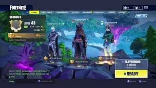 Fortnite Lisa and dylperry223