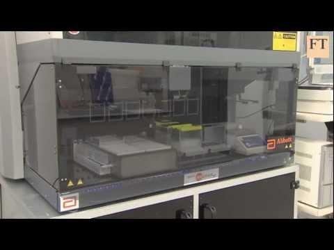 Pharma R&D: Can The UK Keep Its Lead?   FT