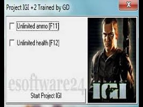 IGI 1 Trainer Unlimited Ammo Unlimited Health Free Download