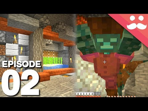Hermitcraft 6: Episode 2 - Starter Base COMPLETE!