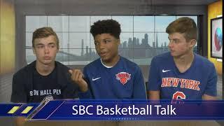 2019 North Jersey Sports Talk Radio BasketballTalk Isiah