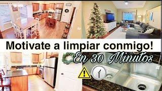 Motivate a limpiar conmigo!⛅ Limpieza de Cocina antes de Navidad🏡 Video de limpieza | Marcel Lopez