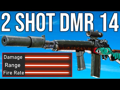 STOP Sniping in Warzone! This DMR beats Everything