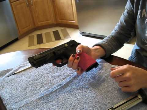 Easy S&W M&P22 Smith and Wesson Disassemble Reassemble M&P