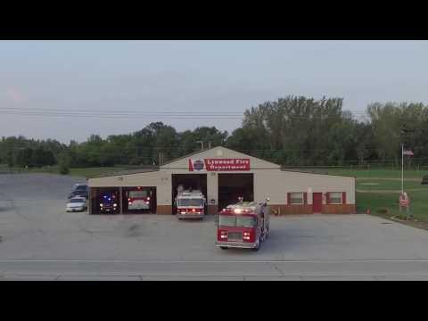 Station 1 Response - Lynwood Fire Department, Lynwood, IL