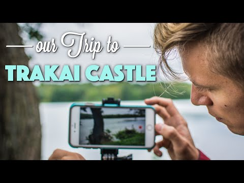 Our Exciting Day in Trakai Castle, Lithuania: Vlog #3