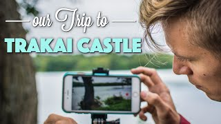 Our Exciting Day in Trakai Castle, Lithuania: Vlog #3(Tyler takes over the camera today as we visit Lithuania's most well-known national park: Trakai. He made sure to capture my really embarrassing moment and ..., 2016-08-19T11:55:00.000Z)