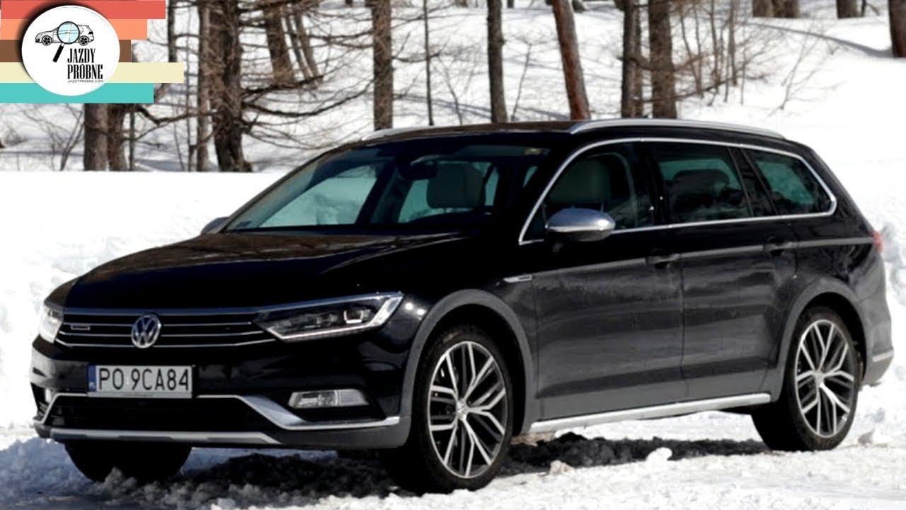 Volkswagen Passat Alltrack 2.0 TDI 240 KM: Zastępstwo dla SUVa – #243 Jazdy Próbne