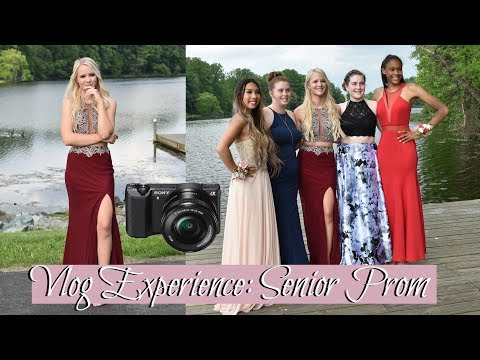 PROM VLOG 2017 // My Prom Experience