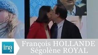 18 juin 2007 Portrait du couple Ségolène ROYAL - François HOLLANDE ...