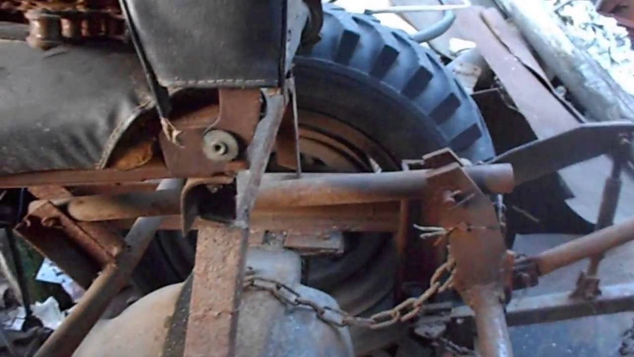 Механическая навеска на минитрактор своими руками фото 395