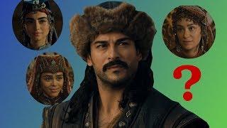 Жёны Османа I (в фильме и реальности)
