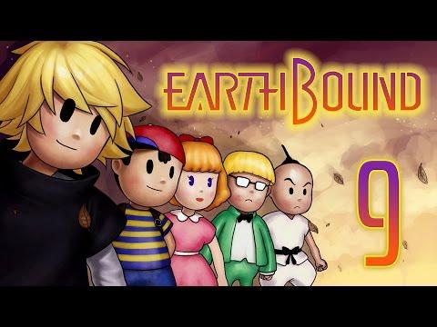 Let's Play EarthBound [German][Blind][#9] - Polizisten ohne Gewissen!
