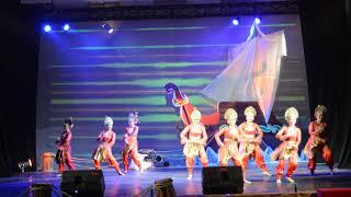 TARI PEMBUMBUNG (KEPULAUAN RIAU)   SENI TARI UPI 2015