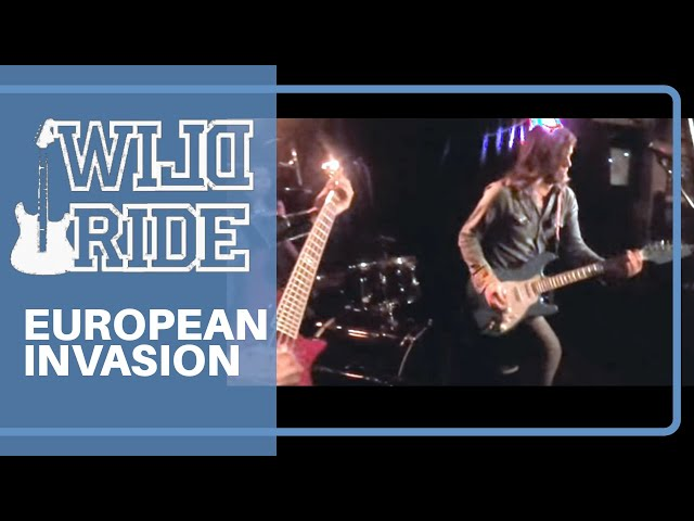 European Invasion, by Wild Ride