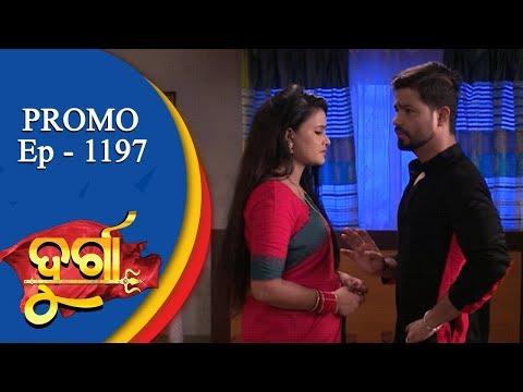 Durga | 9 Oct 18 | Promo | Odia Serial - TarangTV