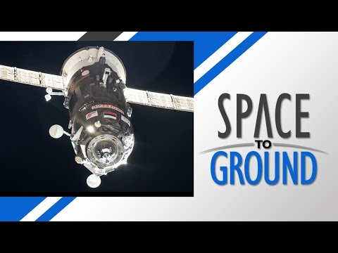 Space to Ground: Progress Docks: 7/10/2015