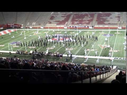 Mission Viejo High School Marching Band Finals 2014