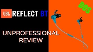 JBL Reflect BT Review