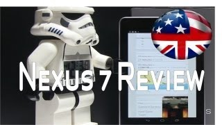 Nexus 7 Review  - 7 inch Android 4.1 Nvidia Tegra 3 Tablet