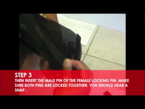 How to Install the SpeedZone Rear Roof Visor