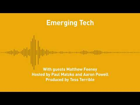 Free Thoughts, Ep. 261: Emerging Tech (with Matthew Feeney)