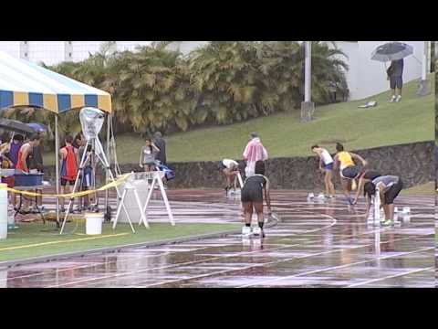 2015 Track & Field: Ruby Tuesday Invitational at Punahou School (March 21, 2015)