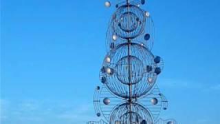 """Escultura """" Fobos"""" (César Manrique)"""