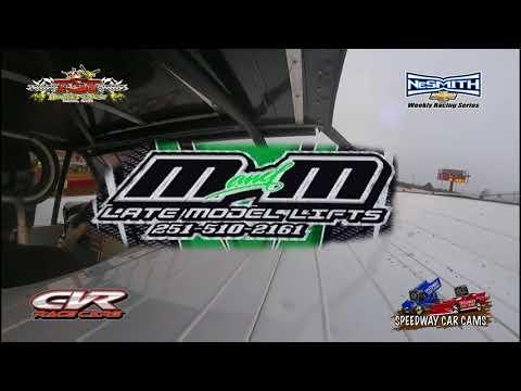 #11 Cruz Skinner - Crate - ICE BOWL 2018 - Talledega Short Track - In Car Camera