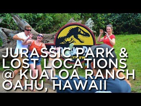2015-09-08 'Jurassic Park & LOST Shooting Locations @ Kualoa Ranch, Oahu, Hawaii'