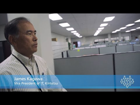Kintetsu World Express (KWE) Success Story