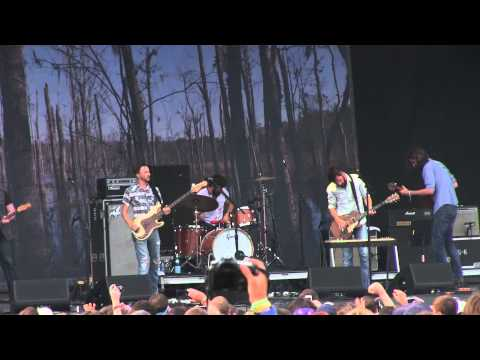Band of Horses 7/19/14 Louisville, KY @ Forecastle Music Festival