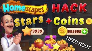 Взлом HomeScapes на 100%