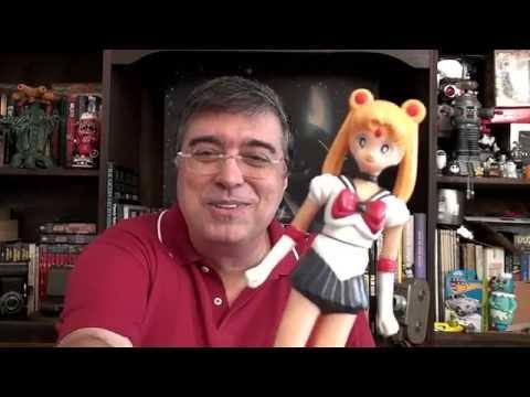 """Projeto CINEVISÃO - Edição Especial: """"20 Anos de Sailor Moon, no Brasil""""."""