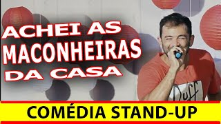 STAND UP MACONHEIRA | STAND-UP COMEDY