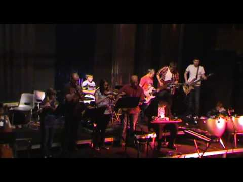 WLA Fashion Rocks 2010 - Junior House Band, Blues