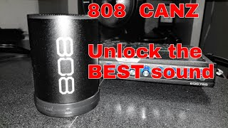 808 Canz with Equalization *AMAZING*