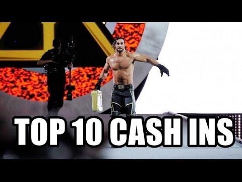 PWNBR: Top 10 cash ins.