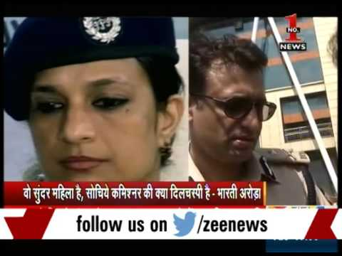 Joint Commissioner accuses Gurgaon Police Commissioner of harassment