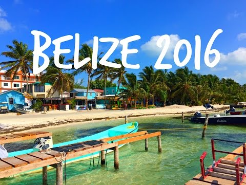 Belize Travel Diary - 2016