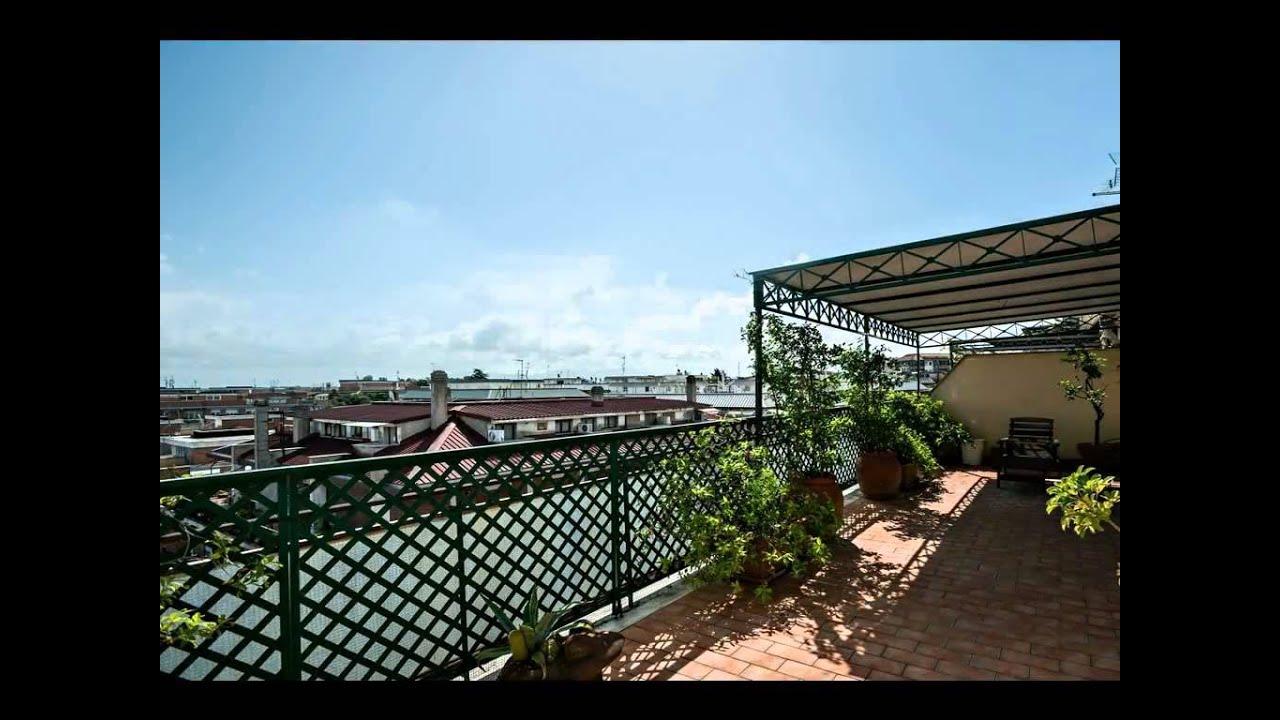 Eur - Parco Scott - Attico e superattico ristrutturato con terrazzi ...
