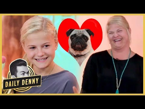 'AGT' Winner Darci Lynne Wants a Pug With $1 Million Prize, Puts Mom on the Spot LIVE | Daily Denny thumbnail