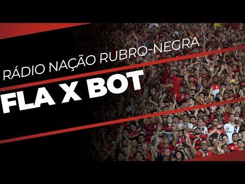 AO VIVO - Rádio Nação Rubro-Negra | Flamengo x Botafogo