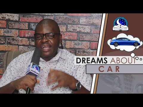 DREAMS ABOUT CAR - Find Out The Biblical Dream Meanings