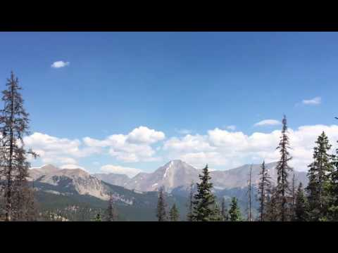 Colorado Vacation in Durango, Silverton, Ouray, Pike's Peak, Royal Gorge, Breckenridge